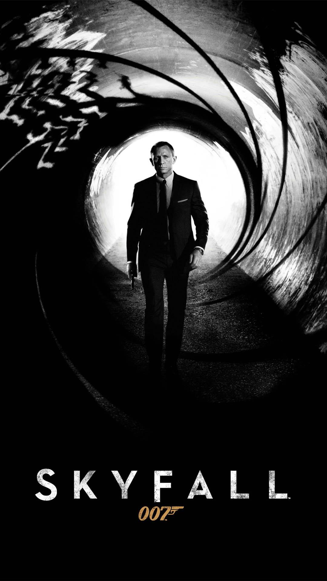 Skyfall 007 James Bond