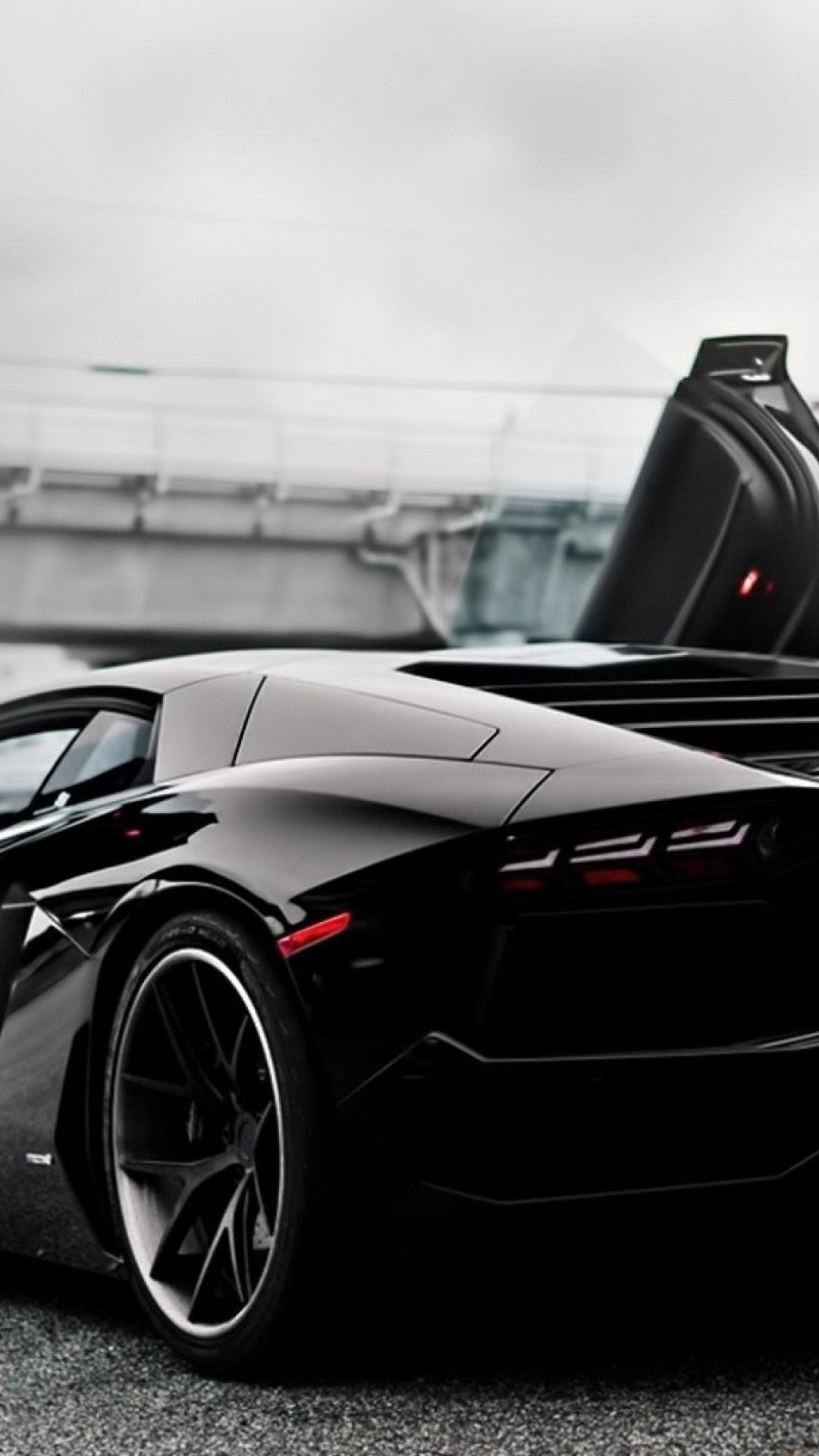 lamborghini aventador wallpaper hd black. car lamborghini aventador black wallpaper hd