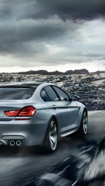 Gran coupe BMW M6