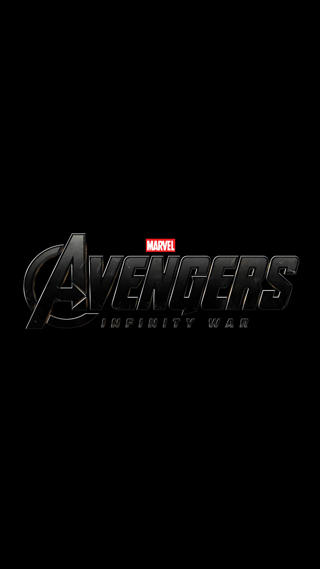 Avengers Infinity War Logo Download 4k Wallpapers