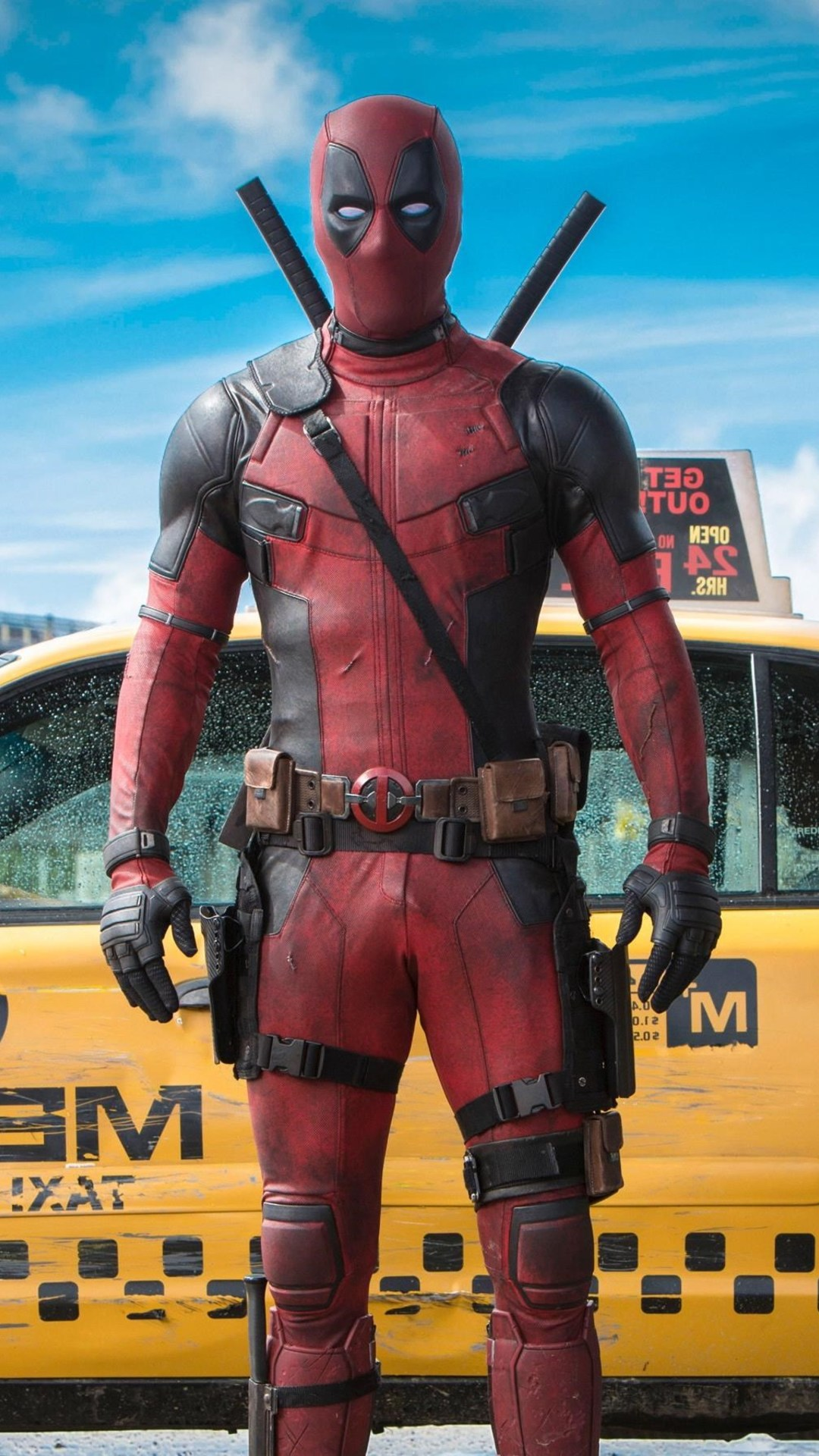 Deadpool Ryan