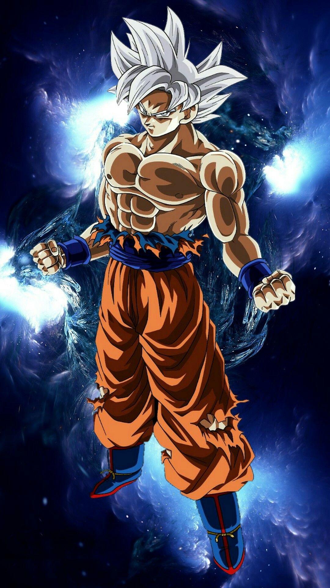 Goku complete ultra instinct