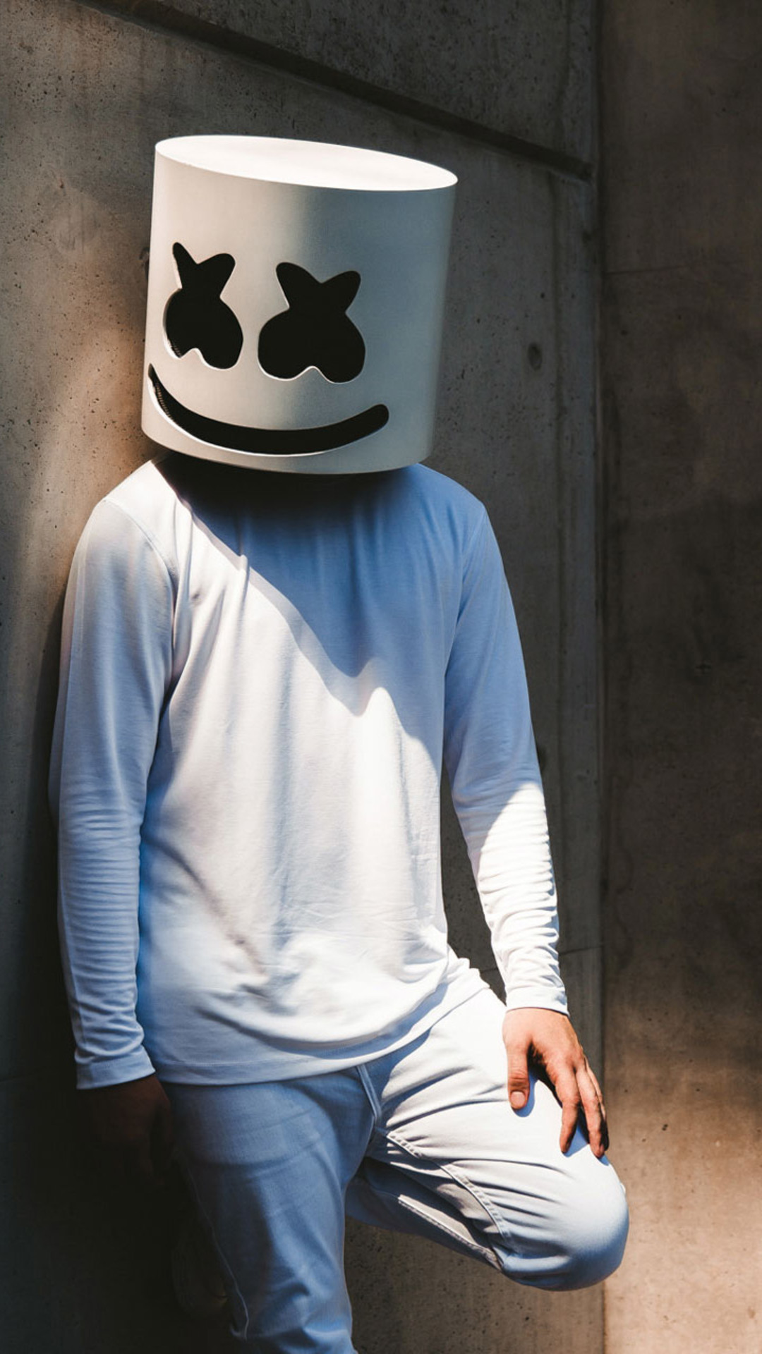 Marshmello Alone Download Good Quality 4k Htc Wallpaper