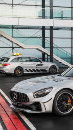 Mercedes AMG safety car