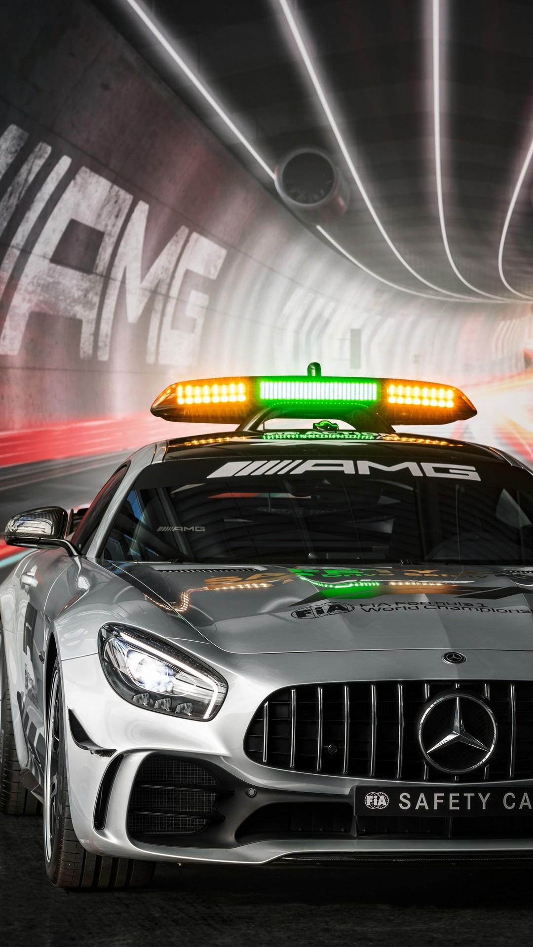 Mercedes Amg Safety Car F1 4k Htc Wallpaper