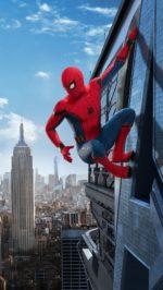 Spiderman Infinity War