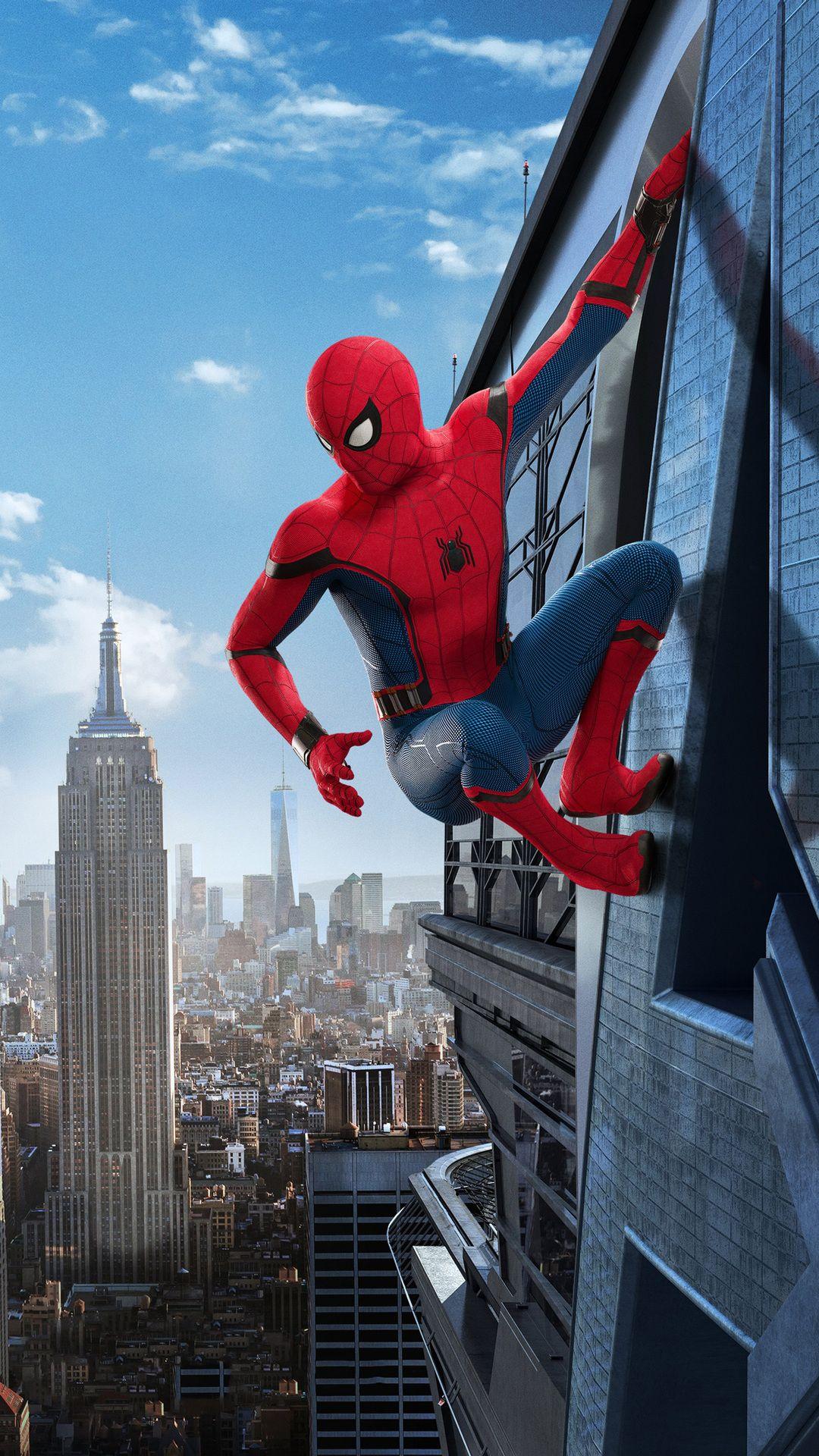 Spiderman Infinity War Download 4k Wallpapers For Iphone