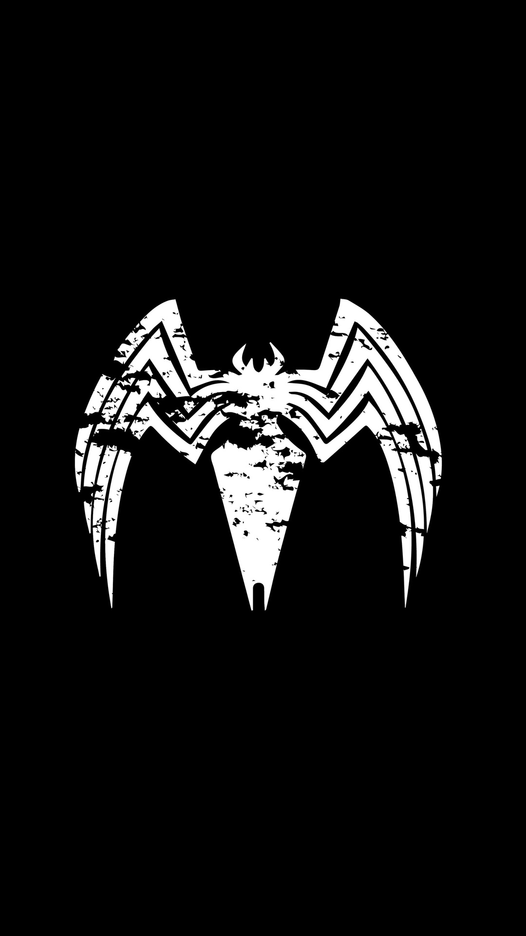 Download Venom Logo For Iphone Or Android 1080x1920 Pixels