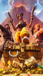 Gold Treasure Fortnite