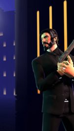Keanu Reeves Fortnite