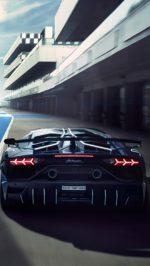 Lamborghini Aventador SVJ 4k