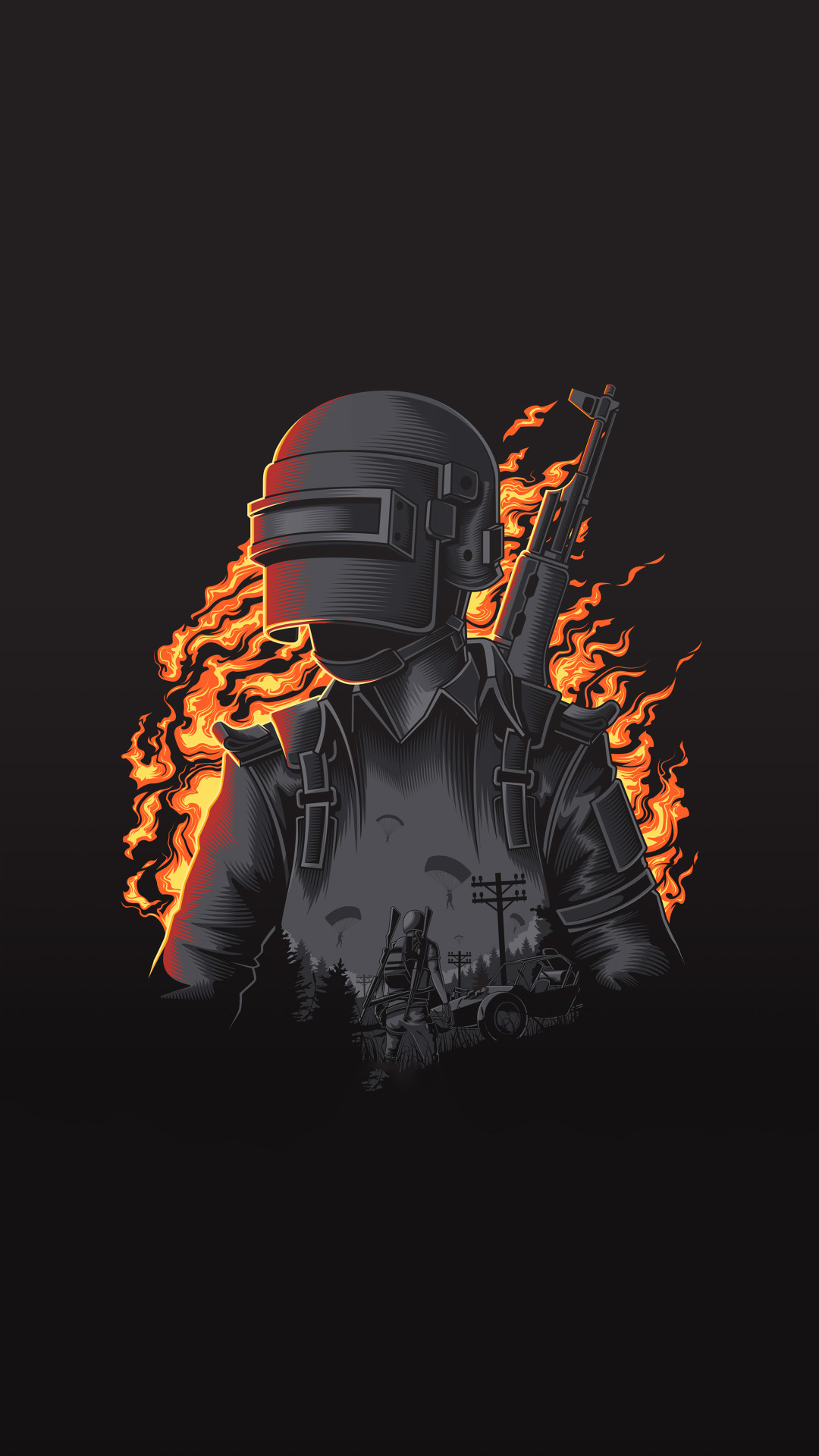 Pubg Illustration