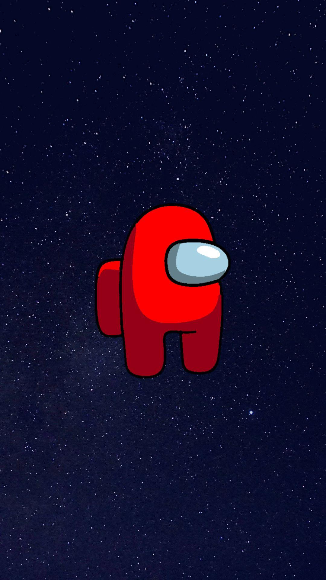 Among Us space