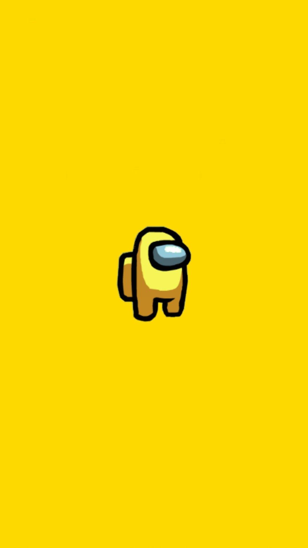 Among Us yellow
