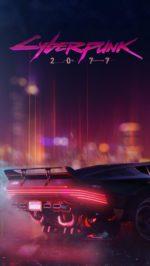 Car Cyberpunk 2077