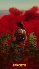 Far Cry 6 Red Smoke