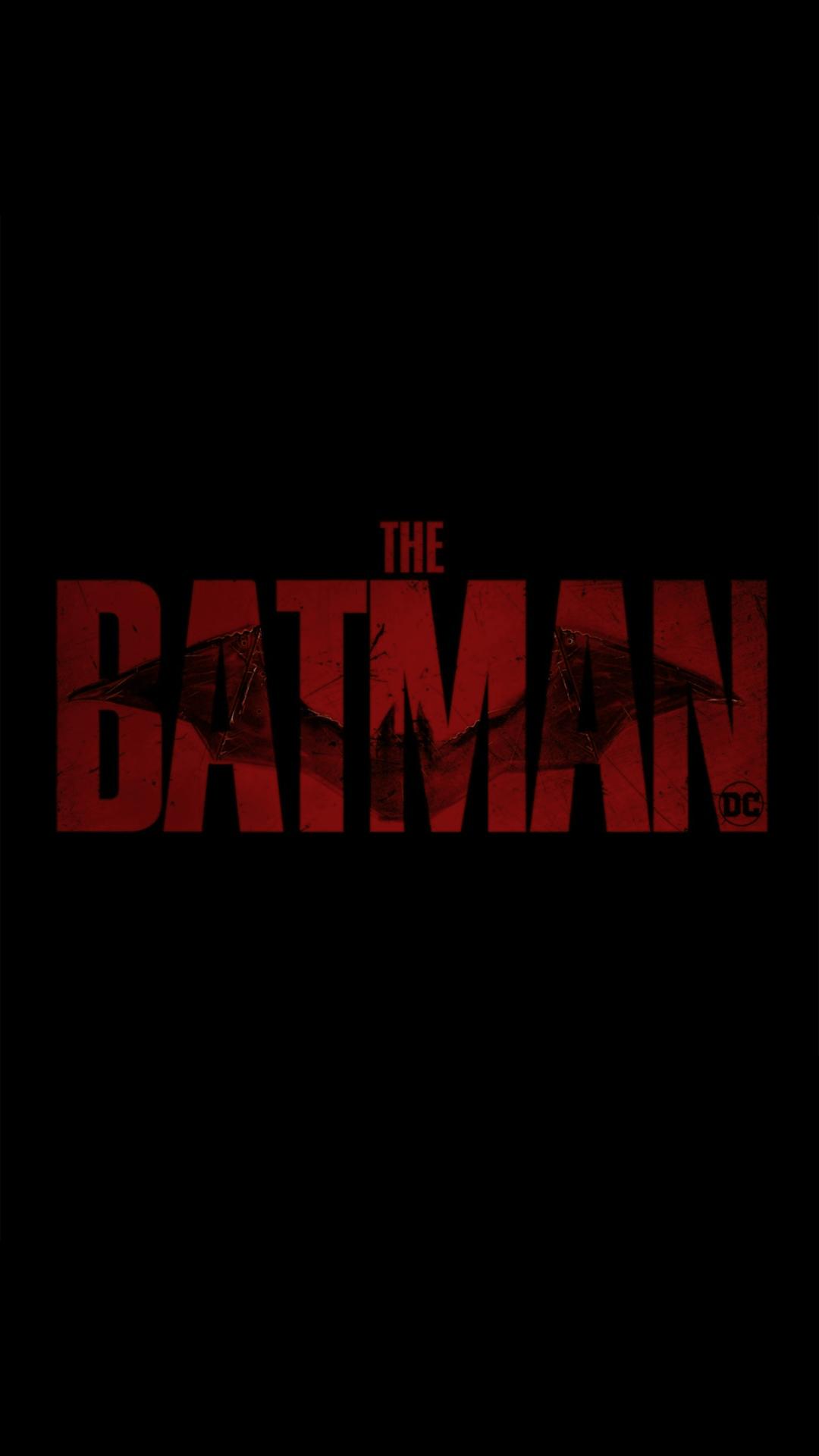 The Batman DC logo