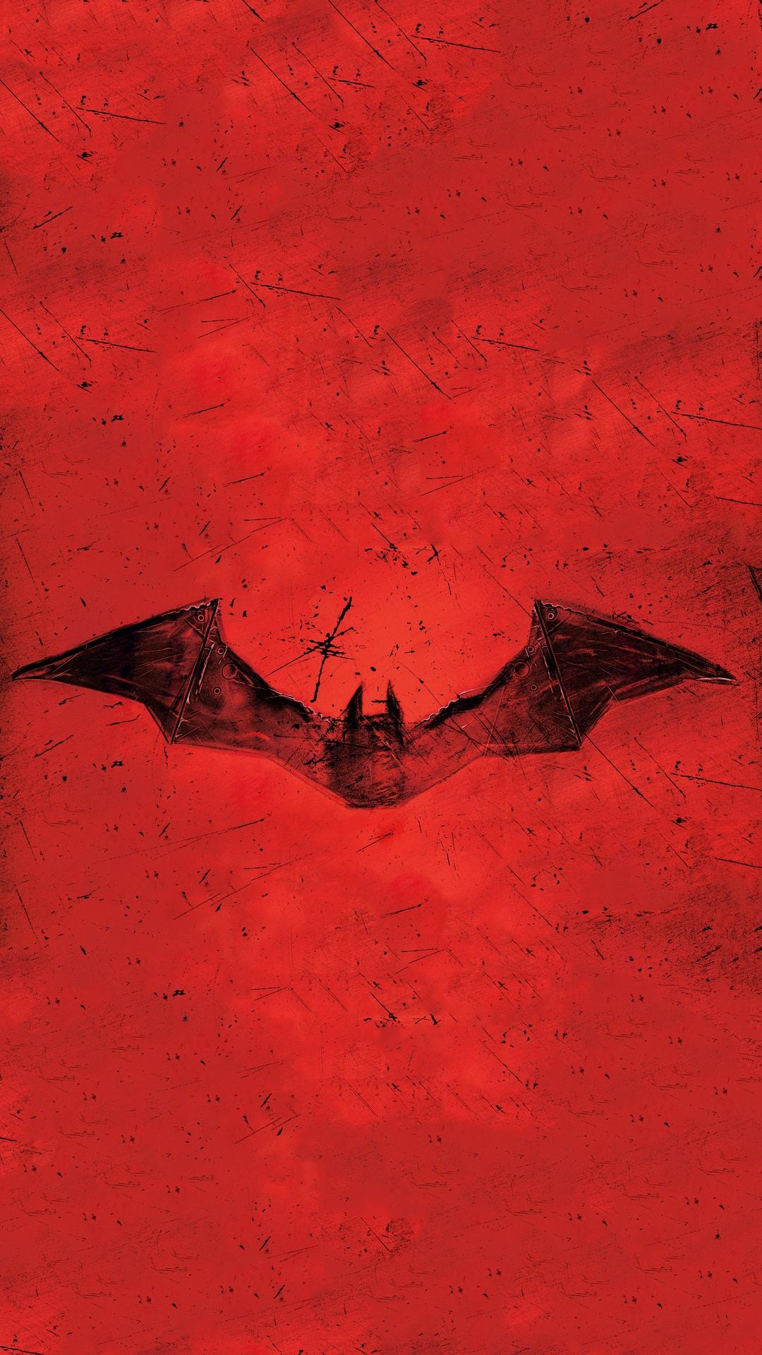 The Batman Red logo