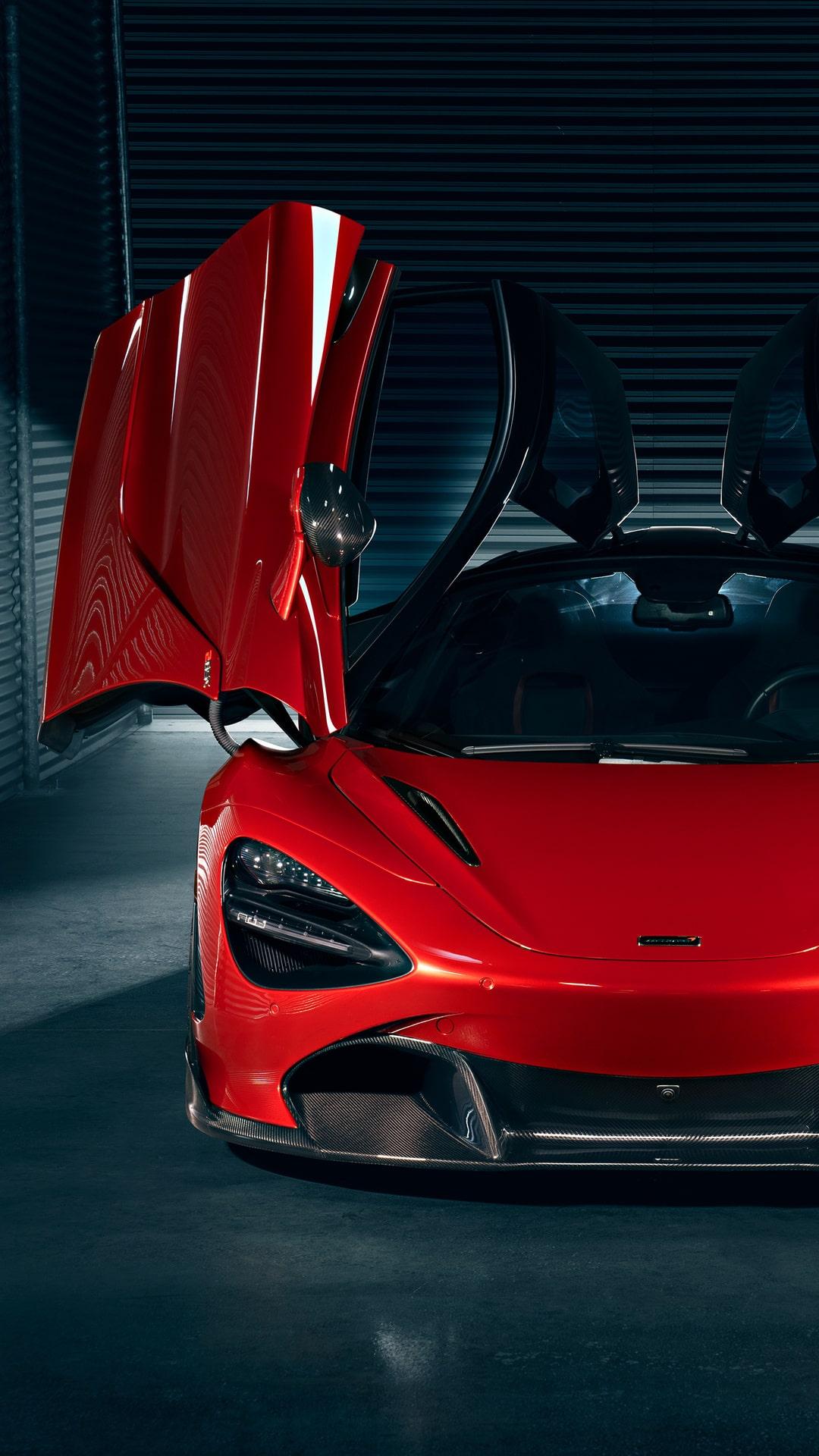 McLaren 720S Vorsteiner