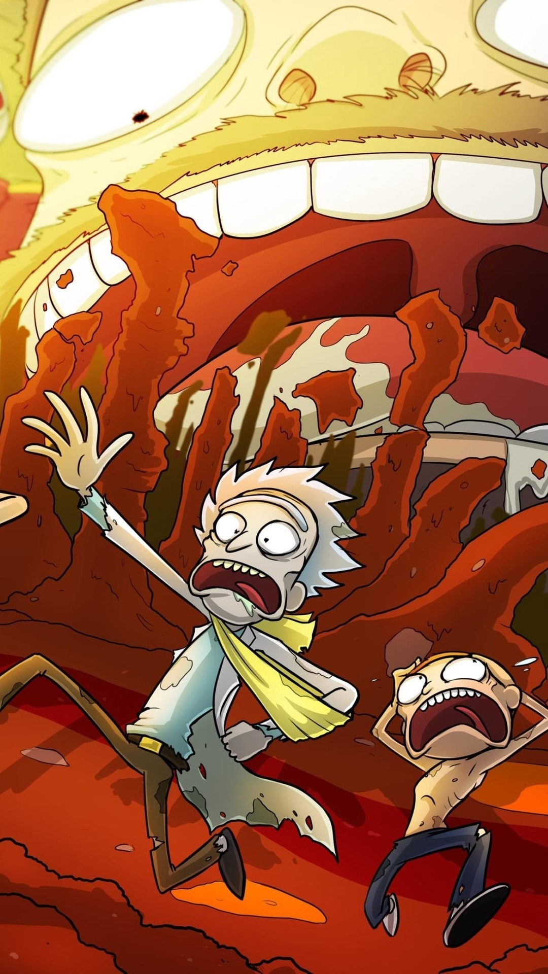 Rick And Morty Adventures