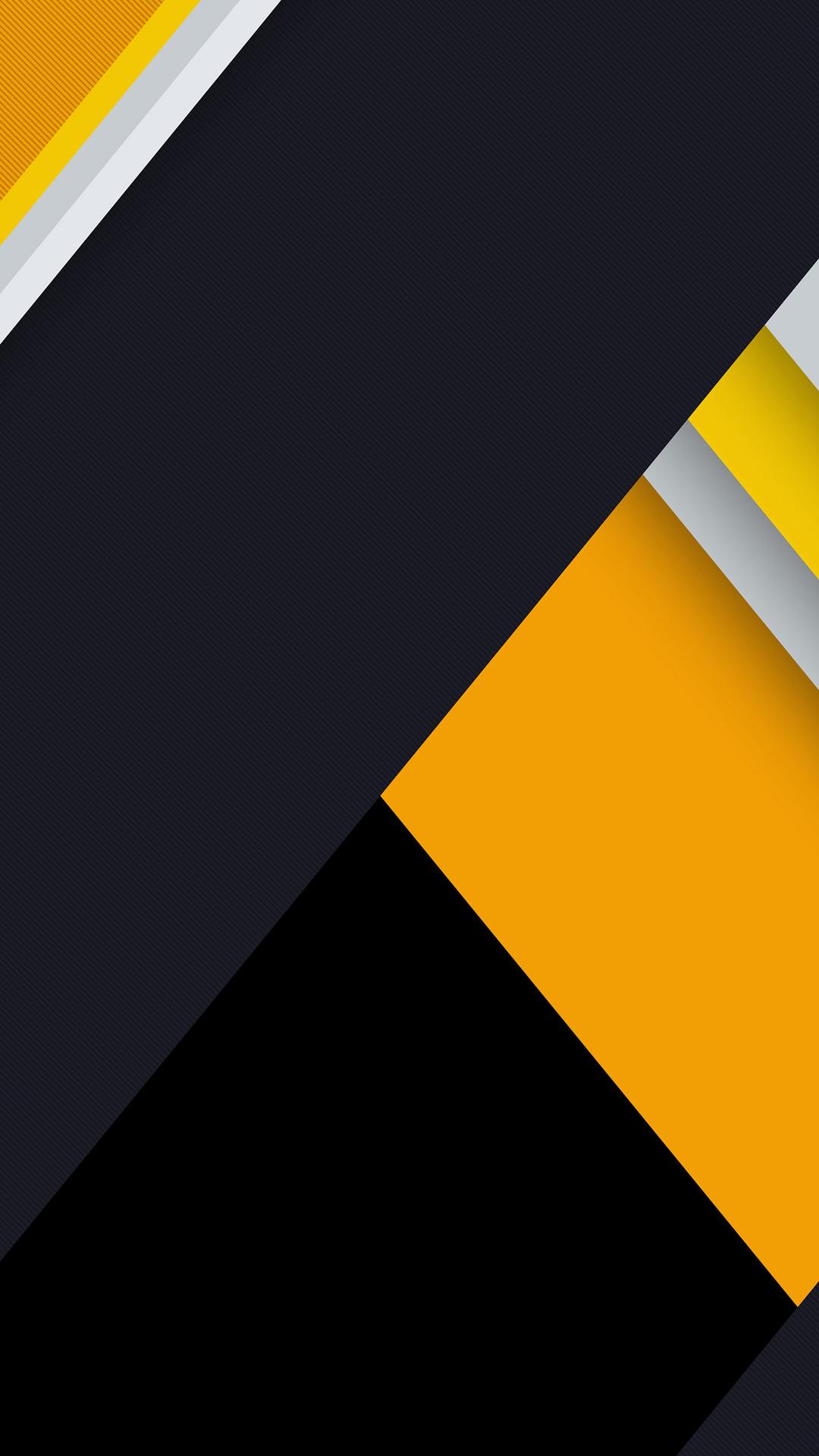Yellow Material Design