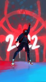 Into the spider verse 2 wallpaper