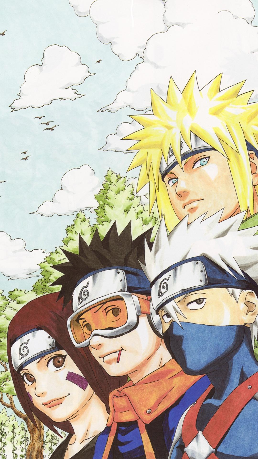 Naruto Sasuke Sakura Kakashi Htc One Wallpaper Best Htc One
