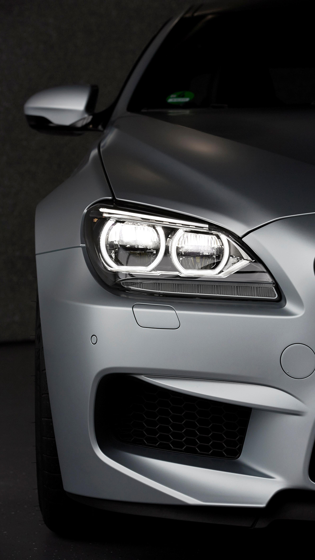 bmw m6 gran coupe htc one wallpaper