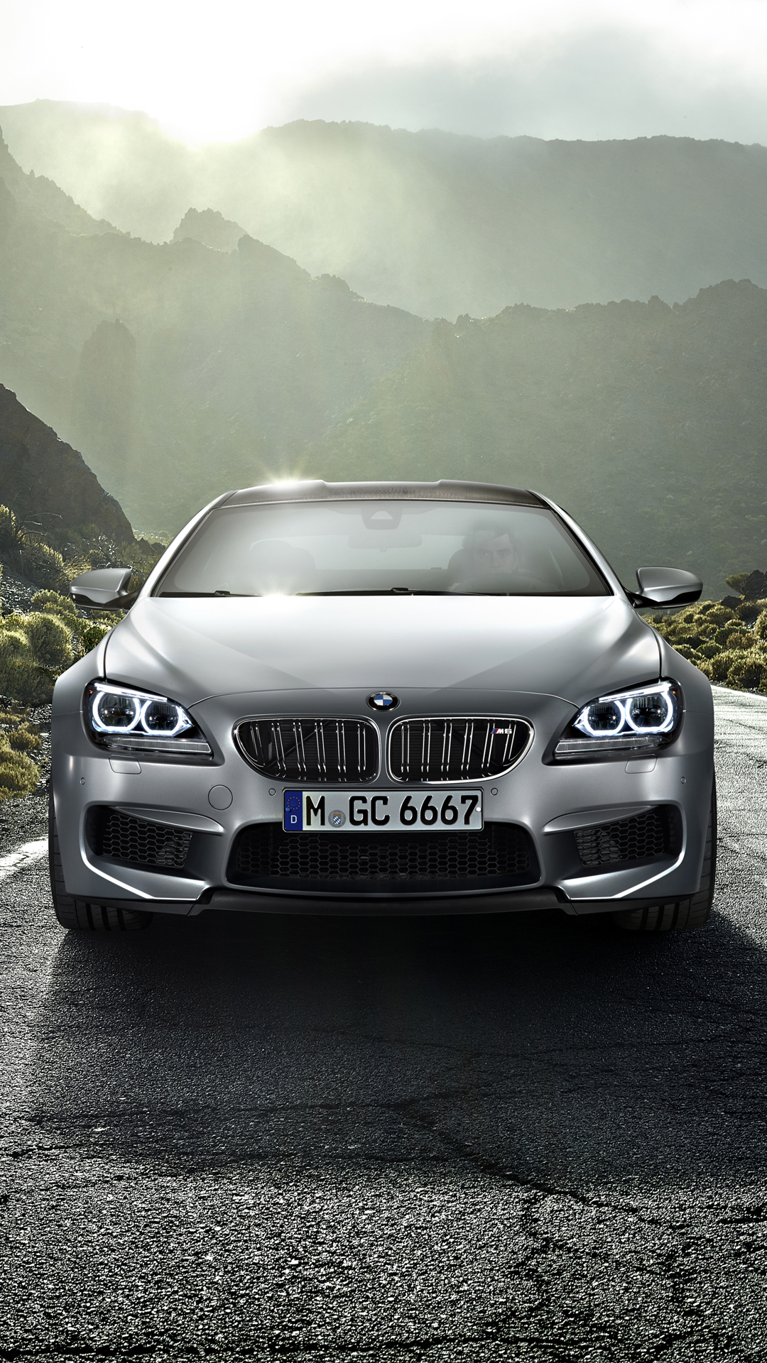 bmw m6 htc one wallpaper