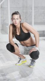Nike beautiful girl