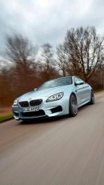 BMW M6 Gran Coupe sport