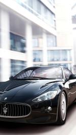 Maserati Granturismo S Black