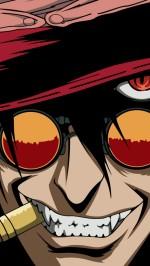 Alucard Hellsing anime