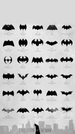 Evolution of the batman