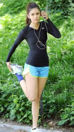 Sport Nina Dobrev