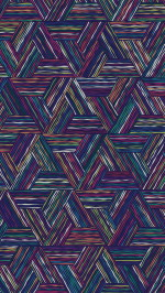 Color Triangles Lines
