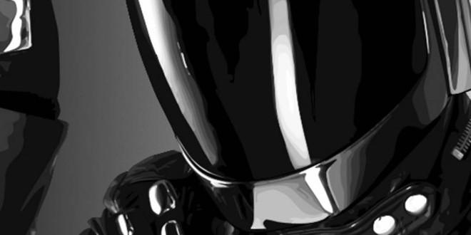 Daft Punk Shiny Helmet - Best htc one wallpapers