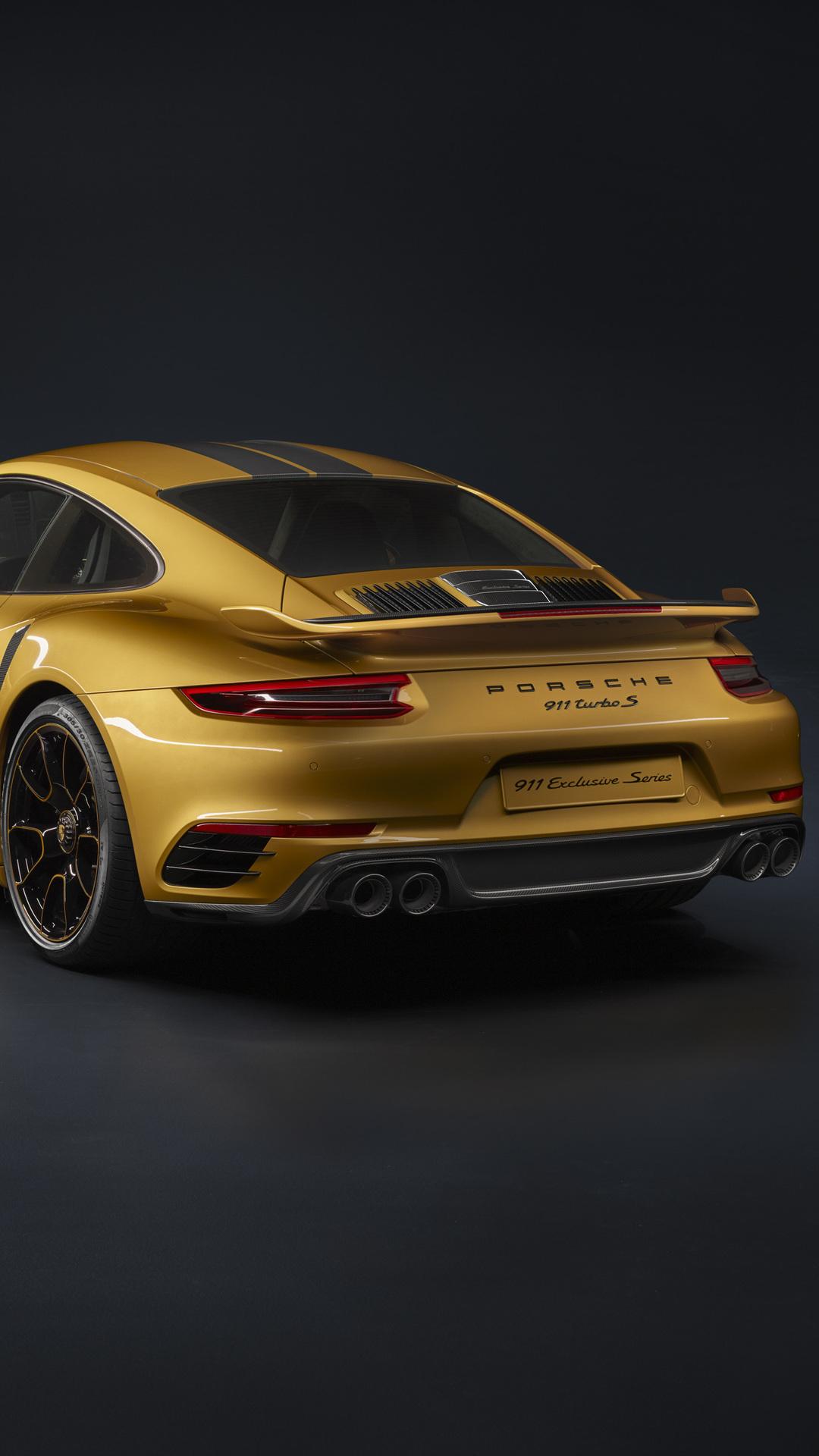 Porsche 911 Turbo S Exclusive Series Best Htc One Wallpapers