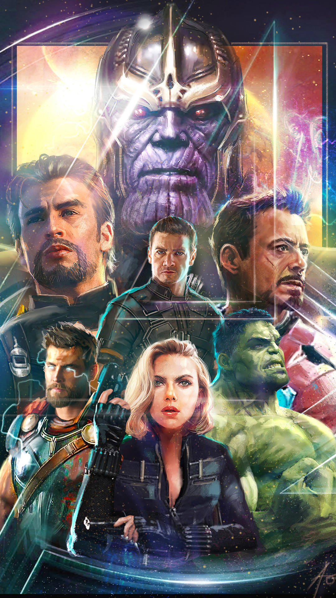 avengers infinity war  download 4k wallpapers for iphone