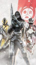 Destiny 2 Guardians