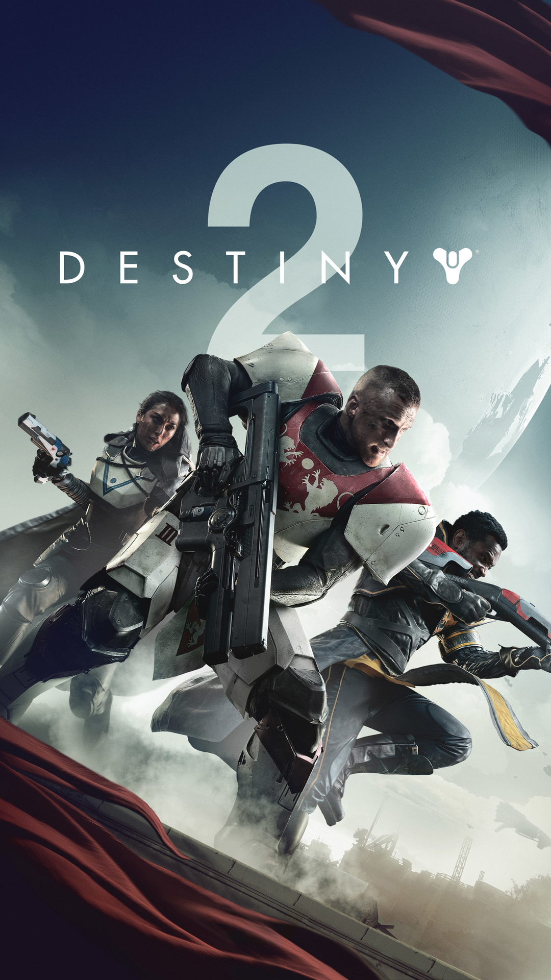 Destiny 2 - Download 4k wallpapers for iPhone and Android