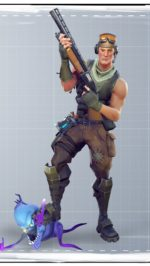 Fortnite Soldier