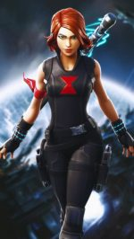 Fortnite Black Widow