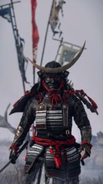 Ghost of Tsushima Armour