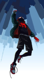 Into the spider verse 4k
