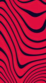 Red Color Lines Background